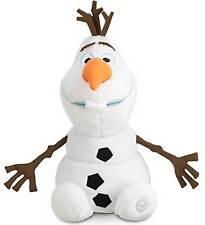 "Disney Store Frozen Olaf 18"" Plush Jumbo NEW"
