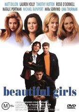 Beautiful Girls (DVD, 2003) Matt Dillon R4 Brand New Sealed Free Shipping