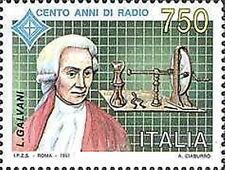 1991 ITALIA RADIO LUIGI GALVANI MNH ** - ED