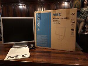"NEC LCD1980SXi SpectraView kompatibler 19"" Monitor"