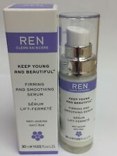 REN Keep Young and Beautiful Firming and Soothing Serum 30ml