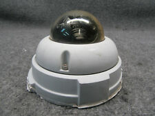 Axis Fixed Dome PoE Ip Network Security Camera Model #225Fd *Tested/Working*