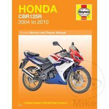 Honda CBR 125 R 2005 Haynes Manual de reparación de servicio 4620