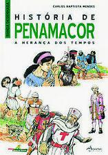 HISTÓRIA DE PENAMACOR – A HERANÇA DOS TEMPOS. ENVÍO URGENTE (ESPAÑA)