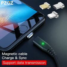 Magnetic Cable Micro C Usb Fast Charging Adapter For Iphone Samsung Xiaomi
