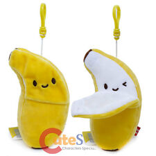 "Cotton Food Banana Plsuh Doll Key Chain 6"" Hanging Toy"