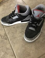 2011 NIKE AIR JORDAN III 3 RETRO SZ 6Y BLACK CEMENT OG 88 4 CDP ROYAL 1 Box