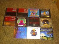 Grateful Dead Lot Of 11 CDs Rare