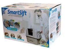 Hagen Catit Automatic Litter Box Sifting Design SmartSift Smart Sift Cat Pan