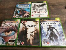Xbox Classic Spielesammlung 5 spiele