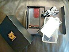 FiiO X5 3rd gen hi res DAP portable music player.  With 200gb SD card!