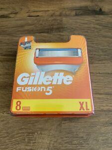 Gillette Fusion 5 Blades 8 Pack