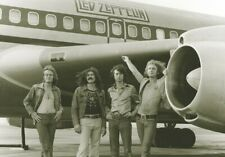 LED ZEPPELIN - AIRPLANE - FABRIC POSTER - 30x40 WALL HANGING - MUSIC 53683