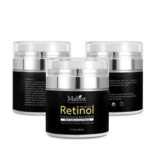 Mabox Retinol 2.5% Moisturizer Cream-Face and Eye Area Vitamin E Green Tea Newly