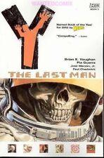 Y THE LAST MAN VOL 3 TPB BRIAN K VAUGHAN #11 12 13 14 15 16 17 GRAPHIC NOVEL 1