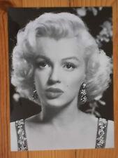 Ancienne Photo d' Art , Marilyn Monroe , Tirage Argentique , Vintage