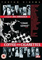 Coffee and Cigarettes DVD (2013) Roberto Benigni, Jarmusch (DIR) REGION 0