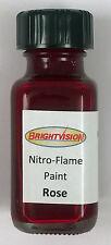 Brightvision Rose Nitro-Flame Redline Restoration and Custom Paint - Rose