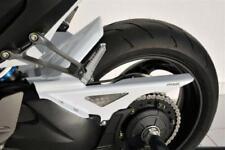 Parafanghi e paraspruzzi posteriore argento per moto