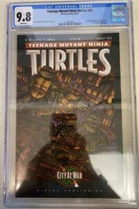 Teenage Mutant Ninja Turtles #50 CGC 9.8 Eastman Laird Mirage 1992 TMNT