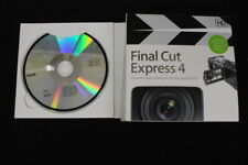 New Apple Final Cut Express 4 HD Upgrade MB339Z/A Software