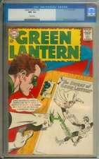 GREEN LANTERN #19 CGC 9.2 CR PAGES