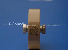 1pc Dt60 500pf 15kv 15kva Voltage High Power Ceramic Capacitor