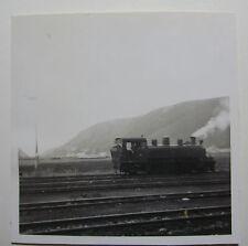 ESP709 - 1950s CANTABRICO RAILWAY - STEAM LOCOMOTIVE No62 PHOTO Spain