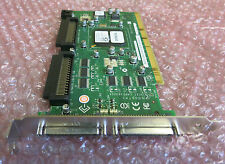 Dell 0FP874 FP874 PCI-X Ultra320 Dual Channel SCSI Network RAID Controller Card