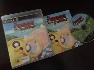 Adventure Time Finn & Jake Investigations PS3 PLAYSTATION 3