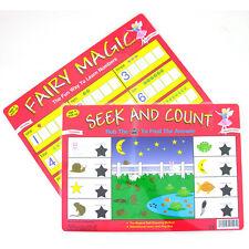 ZOOBOOKOO chercher & comte Magic Mat