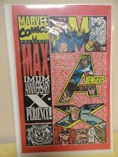 Marvel Comics 1993 Maximum Anniversary X-Perience Comic Book