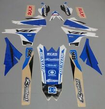 Yamaha YZF 450 Spirit Graphics Decal Kit West Coast Motocross 2010-2013 *SECONDS