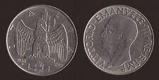 1 LIRA 1940 IMPERO MAGNETICA - VITTORIO EMANUELE III