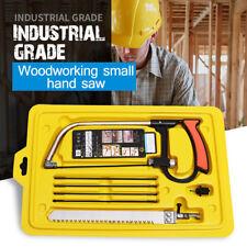 8 In1 Multi-function Metal Magic Saw DIY Hand Saw Wood Working Saws Set Tool New