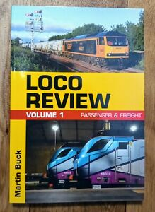Loco Review Vol 1: Passenger & Freight, Softback book Freightmaster Publishing