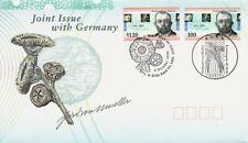 1996 Australia - Death Centy - Ferdinand Von Mueller FDC FDI  St Kilda / Bonn