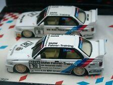 WOW EXTREMELY RARE BMW M3 E30 SE DTM 1990 Soper+Laffite 1:43 Minichamps-Gift Box