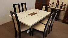 Marble Dining Table and Chairs**Grand Design**Unbeatable Prices**