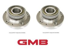 BMW E28 5-Series E24 6-Series Pair Set of 2 Wheel Hubs with Bearings Front GMB