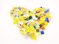 100 Pieces Mosaic Tiles Stained Glass - Assorted Colors for Art Craftmosaic tile