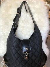 Burberry Black  Brooke Hobo