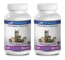 allergy pills for cats - CAT ALLERGY RELIEF COMPLEX - licorice cats - 2B
