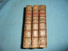 Livres anciens et de collection en cuir xviiième en grec