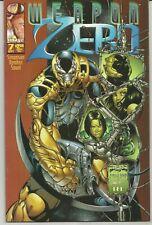 Weapon Zero #7 : September 1996 : Image Comics..