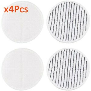 Mop Pads Gift Replacement Powered Hard Floor Mop Durable Practical New