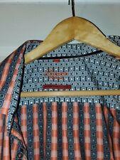 Luchiano visconti shirt large flip cuff