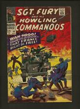 Sgt. Fury And His Howling Commandos 40 VG 4.0 High Definition Scans
