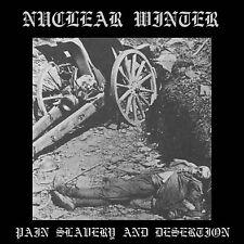 Nuclear Winter - Pain Slavery and Desertion cd Asgard Musik