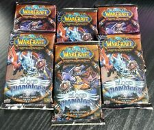 World of Warcraft - Blood of Gladiators Sealed Booster Packs 6x